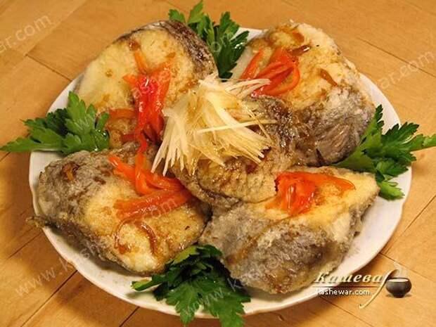 Паровая рыба с соусом – рецепт с фото, китайская кухня