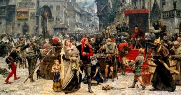 Как диких жителей Германии приучали к хваленому немецкому порядку