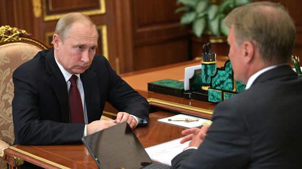 Путин призвал к порядку Грефа и Сбер: Процент по кредитам для бизнеса снижается