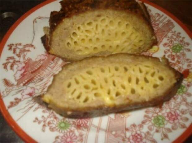 Котлеты из макарон