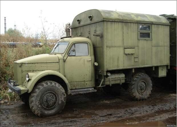 Кузова КУНГ строили и для автомобилей, и для прицепов