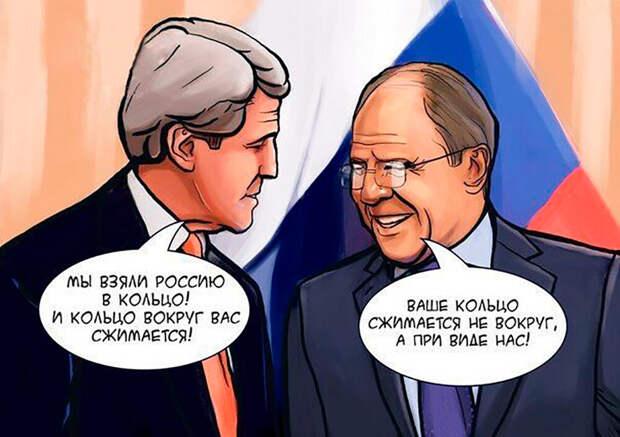 карикатура из интернета.