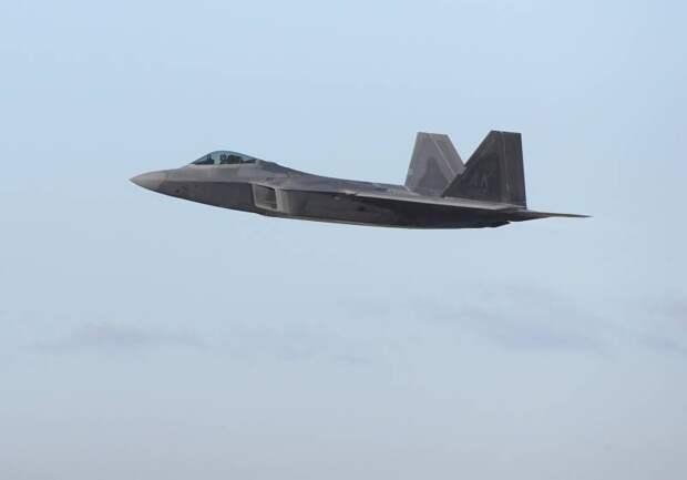 Программа F-22 Structural Repair Program: продление ресурса и модернизация
