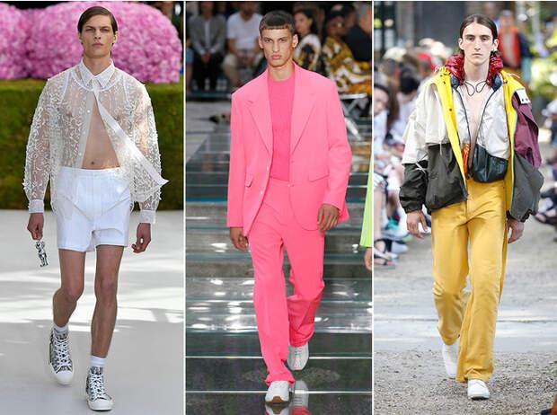 13 предметов гардероба, которые так любят мужчины и терпеть не могут дамы