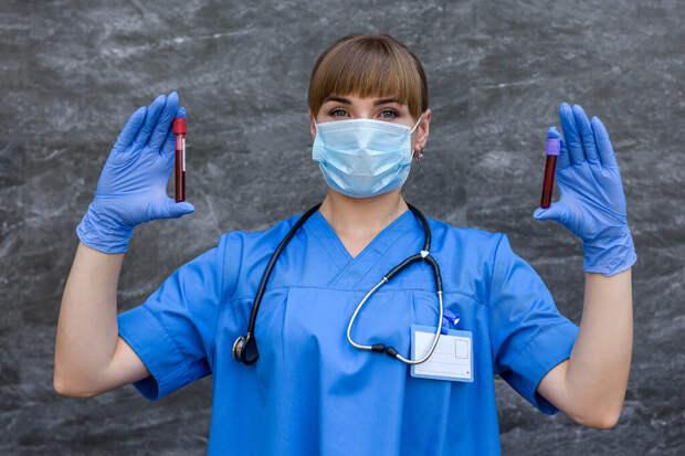В России за сутки выявлено 19 706 случаев коронавируса