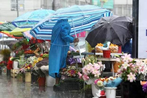 Яндекс назвал самые «дождливые» города России в октябре