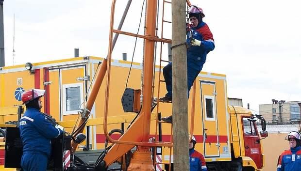 Более 2 тыс противоаварийных тренировок энергетиков провели в Подмосковье