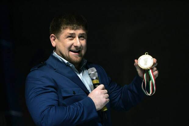 Годовые траты на награды имени Кадырова составили более 30 млн рублей