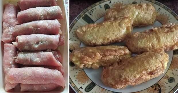 Рецепт Галицких кручеников — вкусные, сочные и аппетитные, что никакие котлеты и отбивные я уже не готовлю