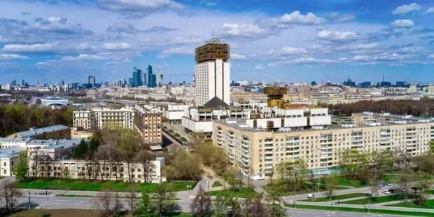 Новый раздел #Москвастобой расскажет, как преображаются районы столицы. Фото: mos.ru