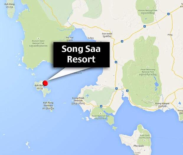 Американская мечта: супруги изАвстралии купили остров за15 тысяч долларов истали миллионерами