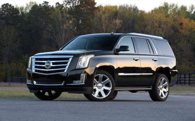 7 больших плюсов и 5 относительных минусов Cadillac Escalade