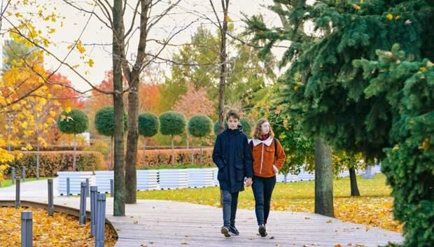 Тишковец пообещал москвичам теплый и солнечный конец октября
