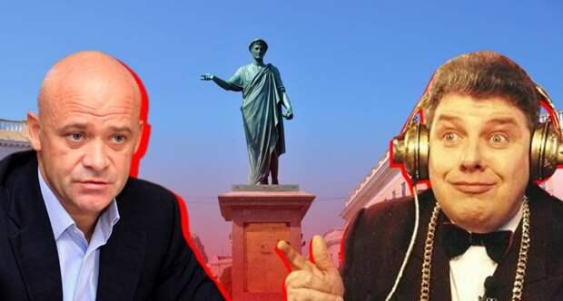 Выборы в Одессе: комики против хозяйственников
