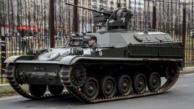 Очень и не очень боевые машины пехоты