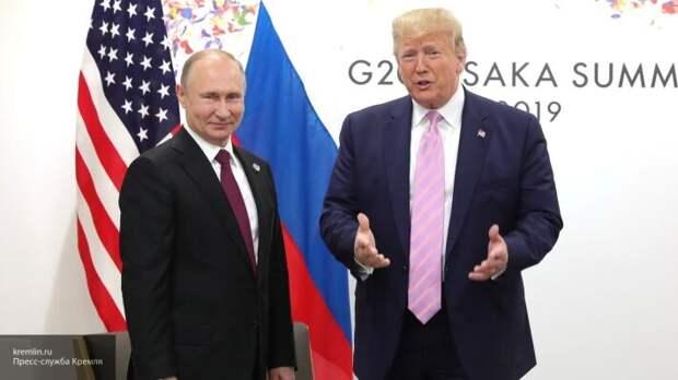 Валерий Соловей: Трамп после разговоров с Путиным неделю ходит печальный