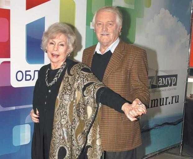 """Алла Будницкая и Александр Орлов (фото: """"Штуки-Дрюки"""")"""