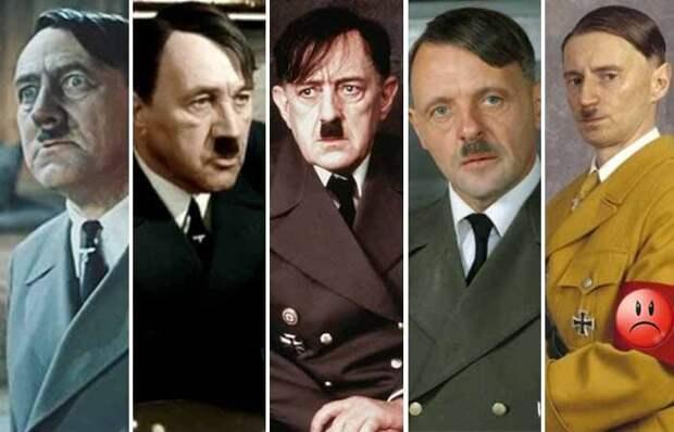 Гитлеры мирового кино.