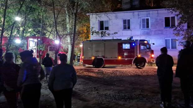 Пожарная эвакуация в Ижевске, орден для спортсменки из Воткинска и памятник русским в Сербии: новости к этому часу