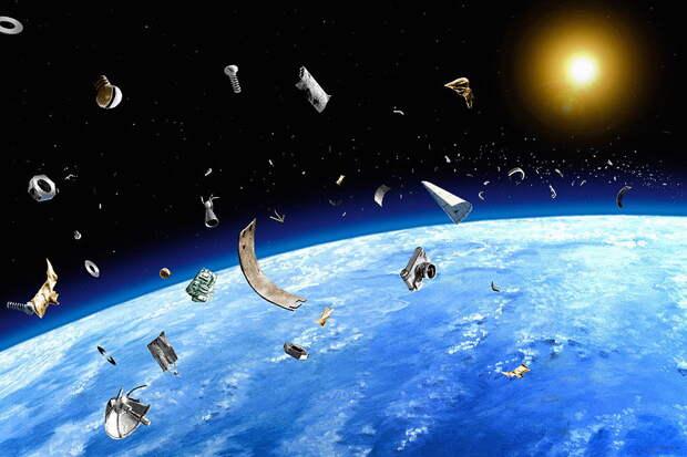 Китай отправил на орбиту спутник-уборщик (ВИДЕО)