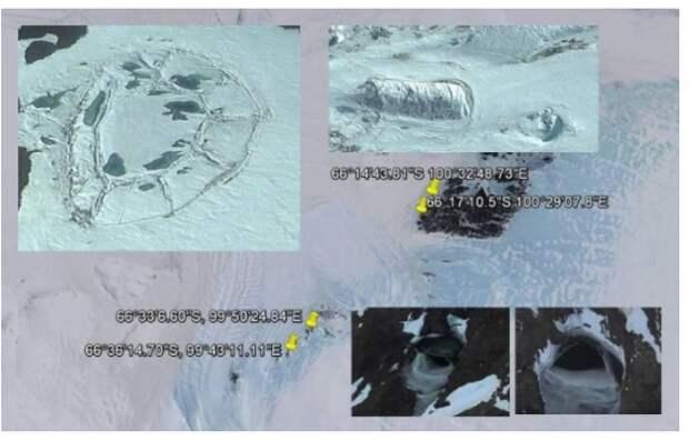 Мёртвые города в Антарктиде и неизвестная экспедиция Жака Ива Кусто