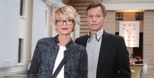 Юлия Меньшова объяснила, почему редко рассказывает о своем муже