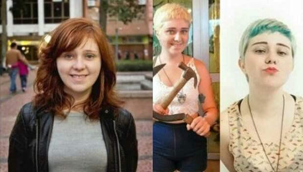 37 обычных девушек до и после феминизма