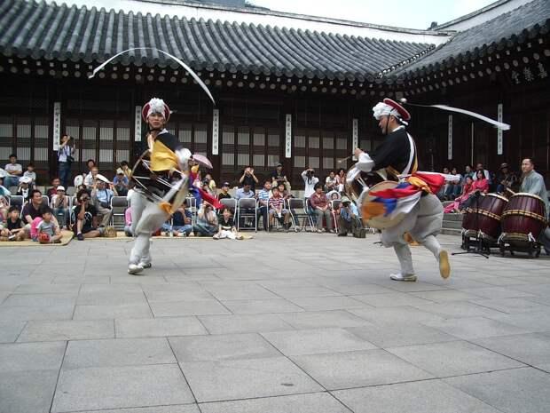 Корея/Фото: pixabay.com