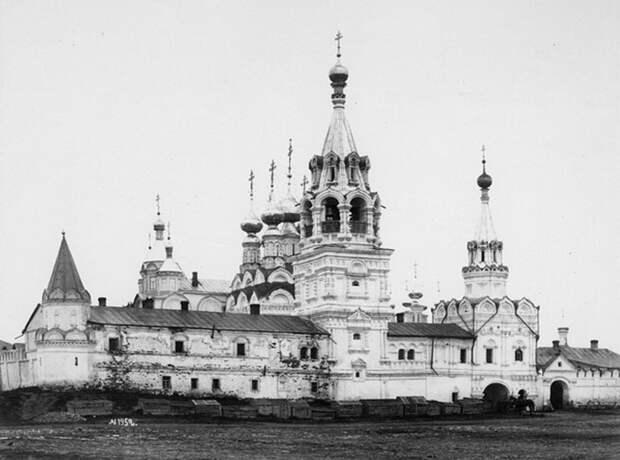 Свято-Троицкий женский монастырь г. Мурома в XIX веке