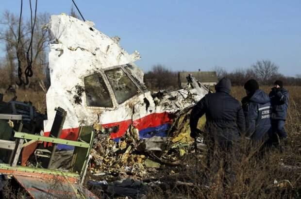 Лидеры странЕС призовут Россию кустановлению правды окрушении MH17