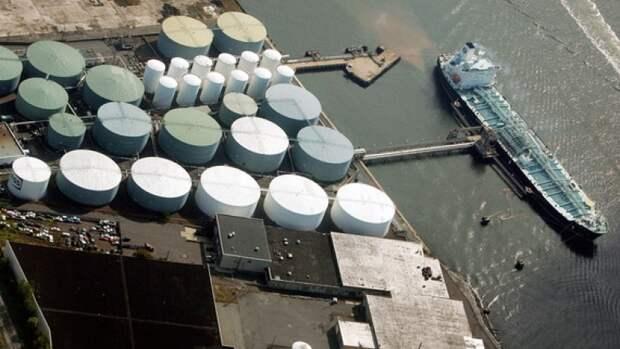 РФупала еще наодну строчку впоставках нефтепродуктов вСША