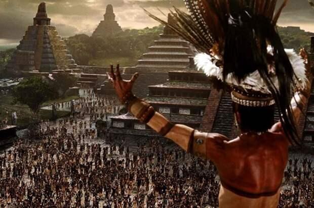 7 загадок и тайн цивилизации Майя