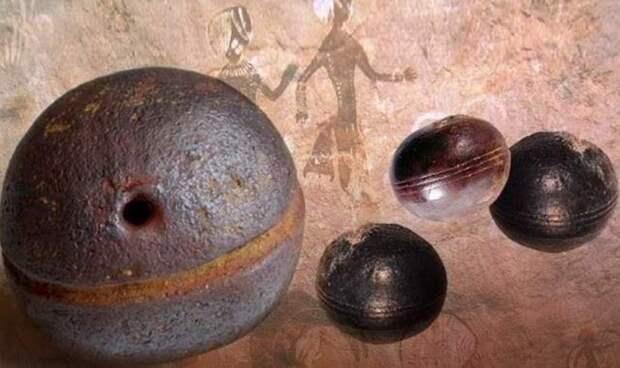 """Кто создал """"Клерксдорпские сферы"""" 3 миллиарда лет назад?"""