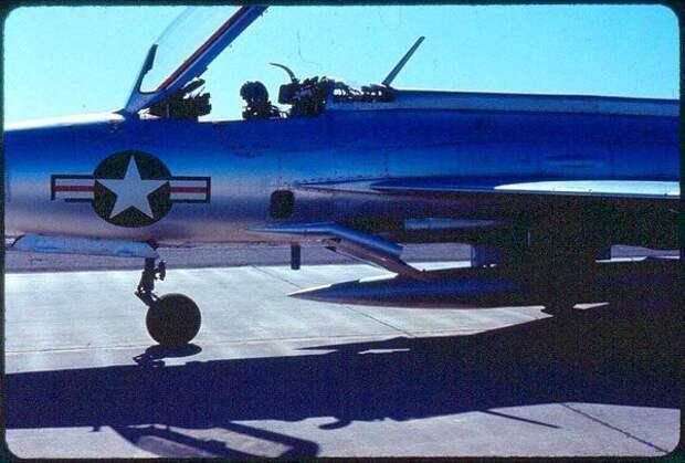 МиГ-21 в США