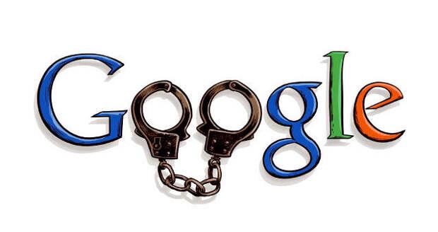 Google на цензуре, или США против России