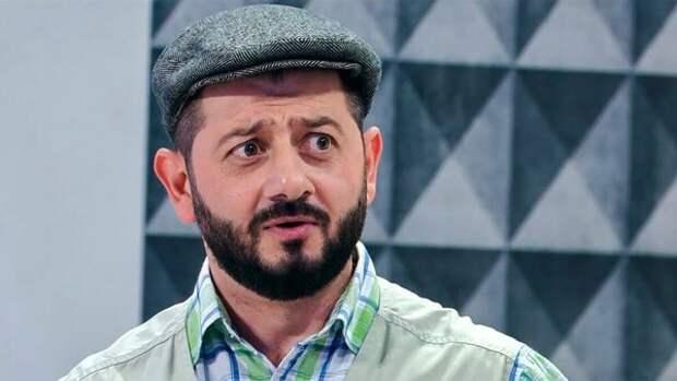 Михаил Галустян сбрил бороду ради флешмоба
