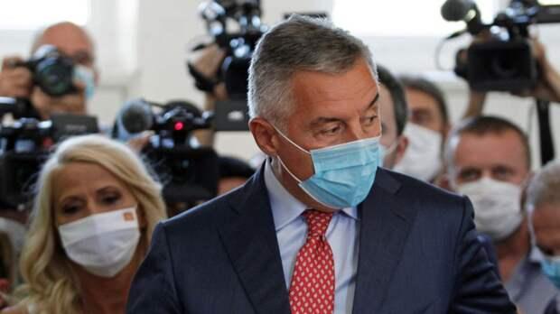Президент Черногории отрицает поражение его коалиции на парламентских выборах