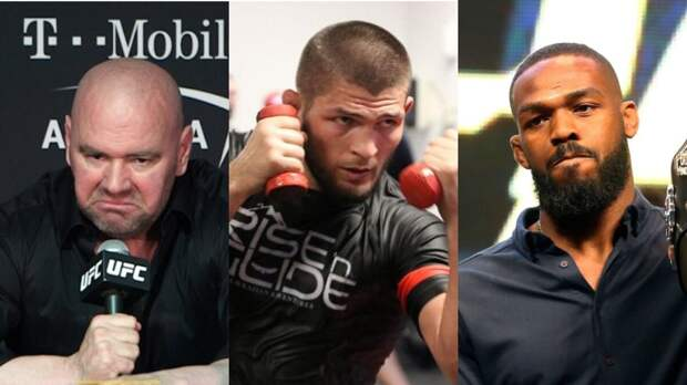 Отмена турниров UFC, тренировка Хабиба и новый соперник Джонса