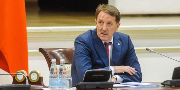Депутаты ослушались Гордеева
