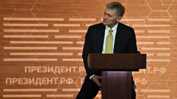 Песков ответил на вопрос о здоровье Путина после вакцинации от COVID-19