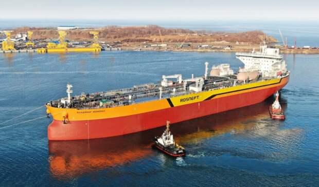 Находовые испытания вышел первый танкер типа «Афрамакс»