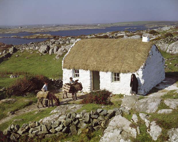 Ирландия в открытках из коллекции Джона Хайнда 11