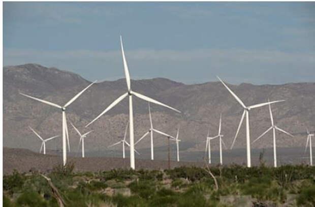 Спасение человечества оказалось в зависимости от энергии ветра
