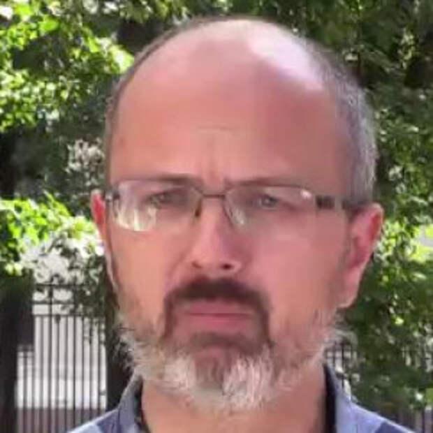 Алексей Анпилогов: Зима застала Украину в трусах