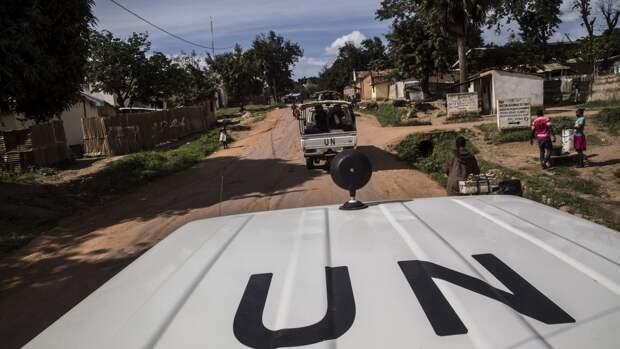 Миротворцы ООН устроили очередное смертельное ДТП в ЦАР