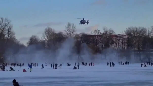 Прилетит вдруг волшебник в голубом вертолете
