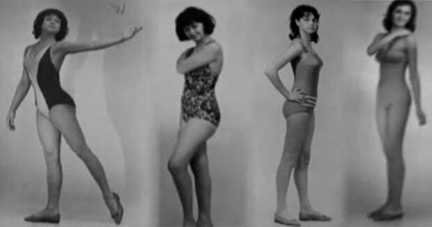 Раздетые красавицы советского кино в комедиях Леонида Гайдая