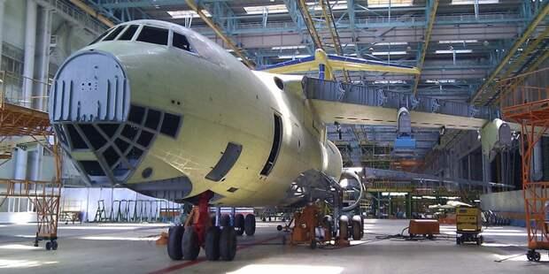 За кулисами испытаний Ил-76МД-90А