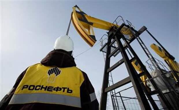 """""""Роснефть"""" увеличила добычу нефти и конденсата во 2 квартале на 5%"""