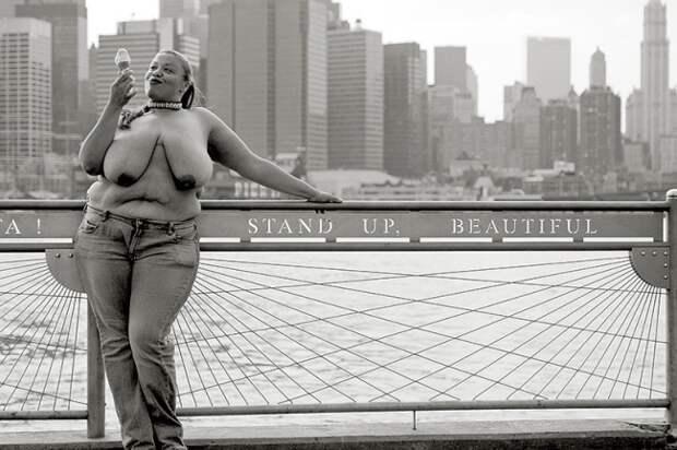 Женское тело не всегда идеально, но всегда прекрасно